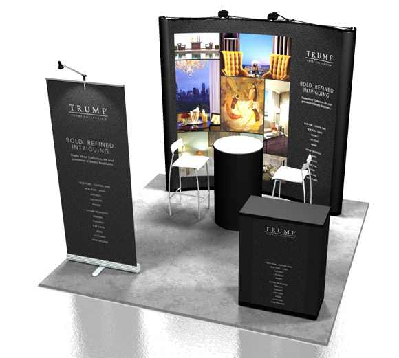Exhibition Display Racks : Trade shows by signs insight tampa thonotosassa