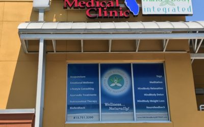 Windows Graphics for Florida Medical Clinic in Tampa, FL