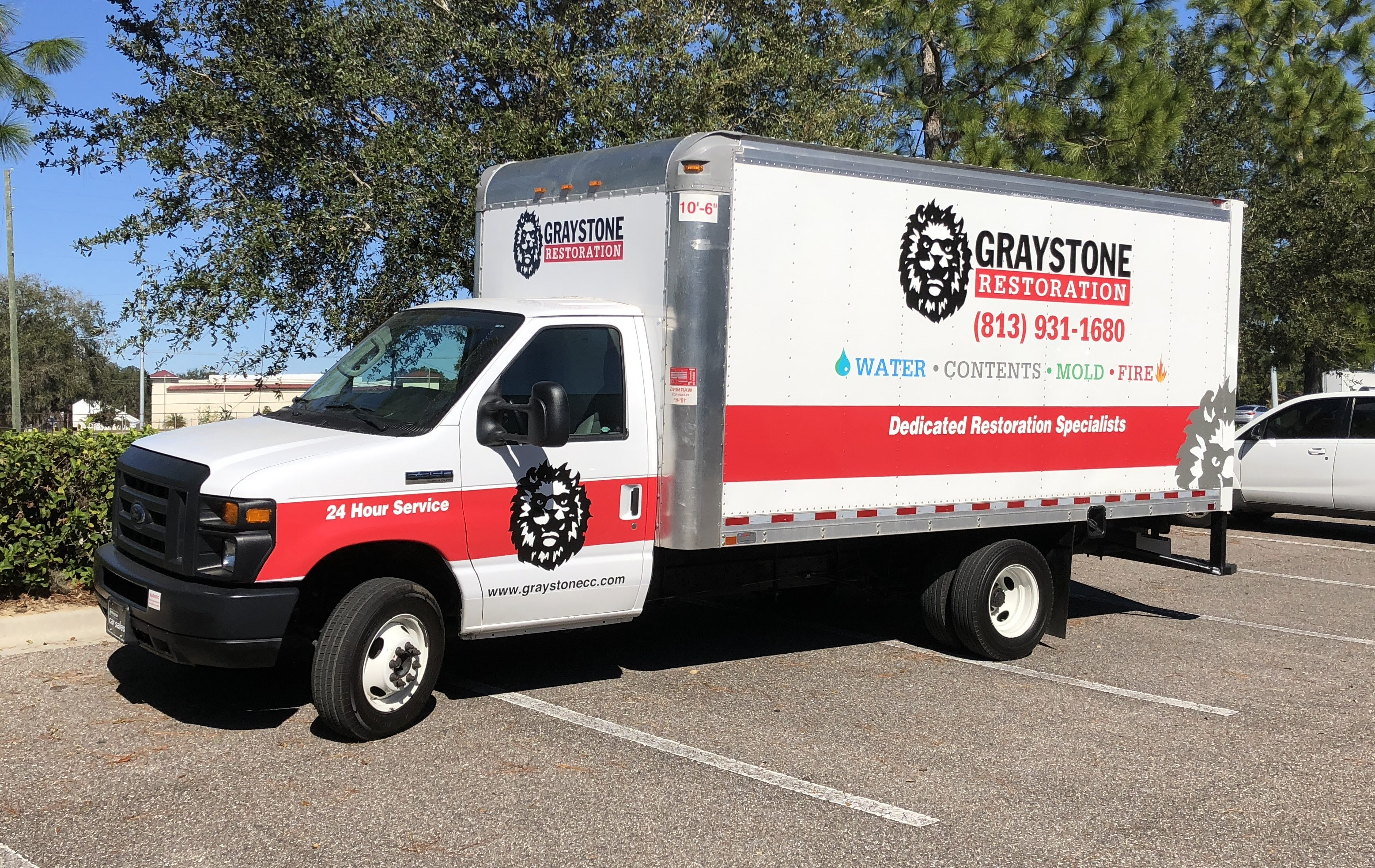 Creating Vehicle Graphics In The Tampa Bay Area Florida