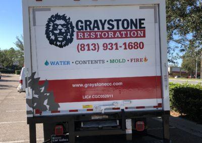 Graystone Restoration Box Truck