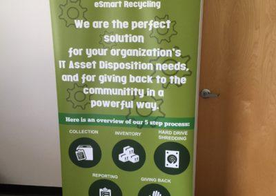 Retractable Banner eSmart