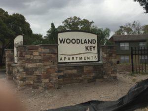 HDU Woodland installed