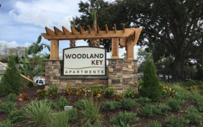 Community Custom Entrance Signs in Tampa Bay, FL