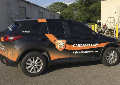 Candamo Law Wrap