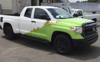 Tampa, FL – Signs Insight Creates Vehicle Graphics for Strong Branding