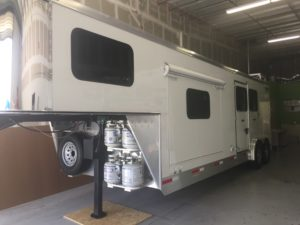 Trailer Before Vehicle Graphics application