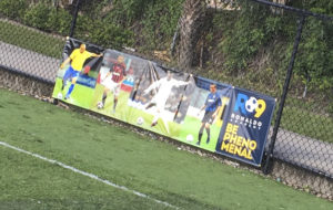 Ronaldo Academy Banners