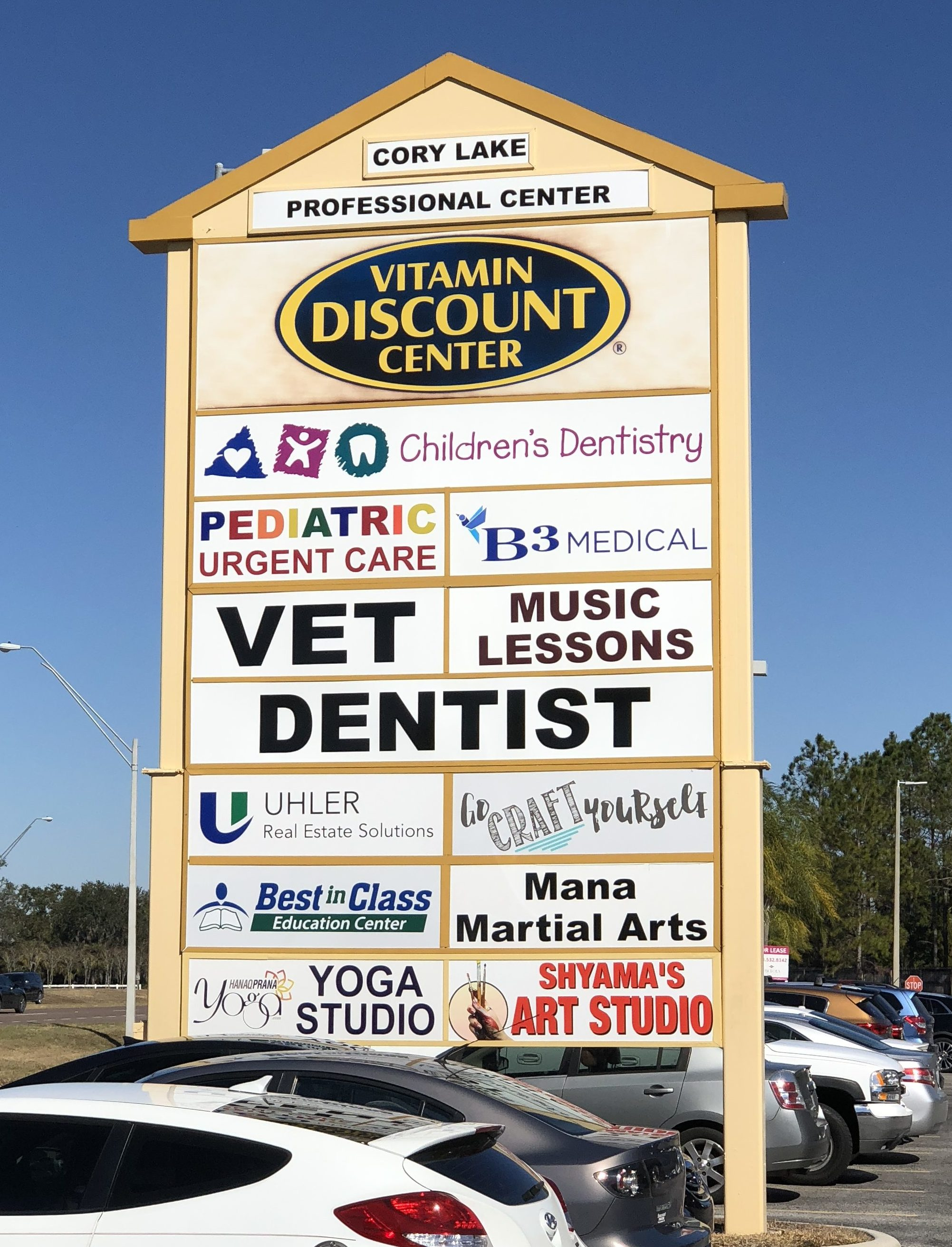 New Or Remodeling Businesses In Tampa Fl Custom Signs
