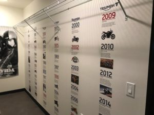 Custom wall paper